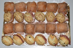 Plateau de Mini-Sandwich