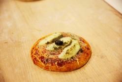 Pizza Basilic / Mozza