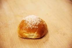 Brioche ronde au sucre / 60g