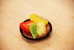 Tartelette aux fruit