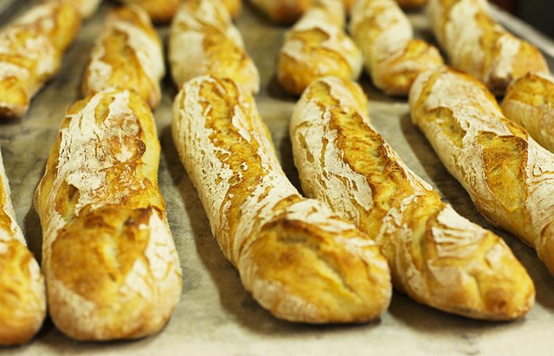 Baguettes de pains